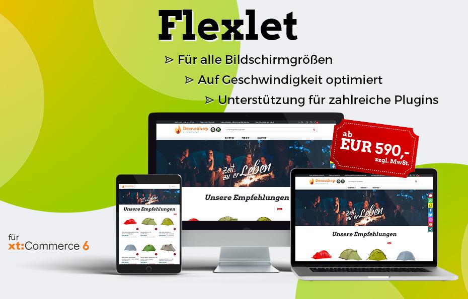 Flexlet