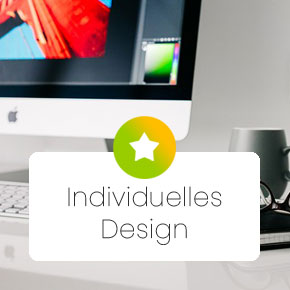 Individuelles Design mit Entwurf für Modified oder xt:Commerce S