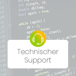 Technischer Support rund um ihren Modified oder xtCommerce Shop