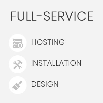 Full-Service für deinen Modified oder xt:Commerce Shop - Hosting