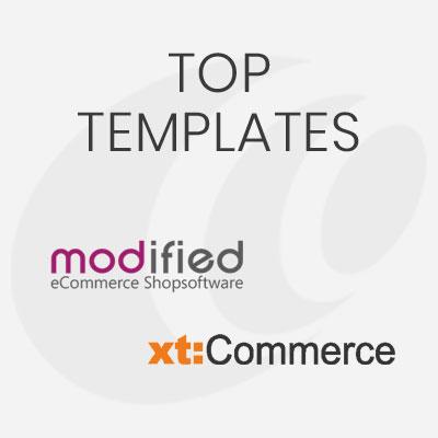 Hochwertige und leistungsstarke Templates für deinen Modified eC