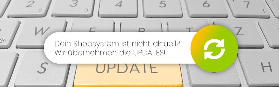 Updates und Migrationen für Modified eCommerce und xt:Commerce