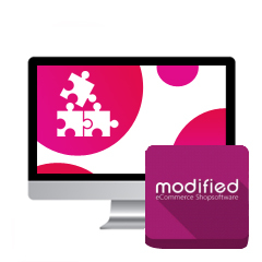 Modul-Installation modified eCommerce